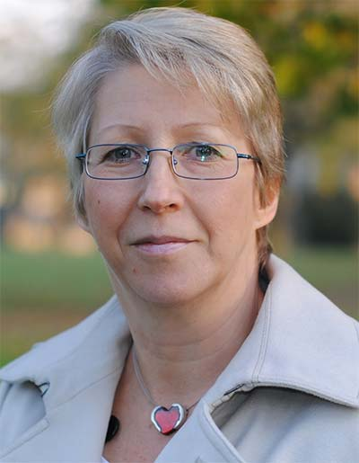 Nicola Morgan author