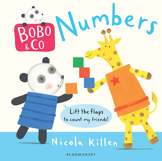 Bobo & Co Numbers cover