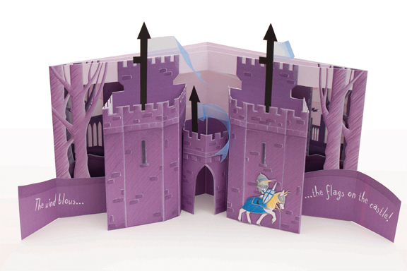 Castle pop up
