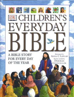 Children's Everyday Bible Cover