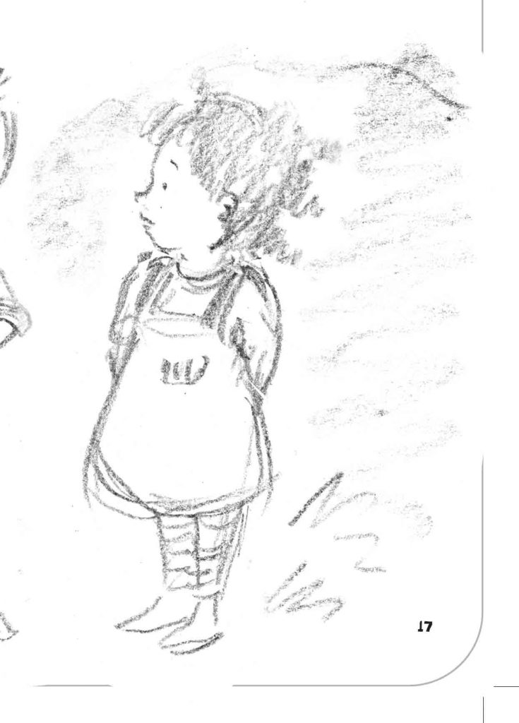 Character sketch child
