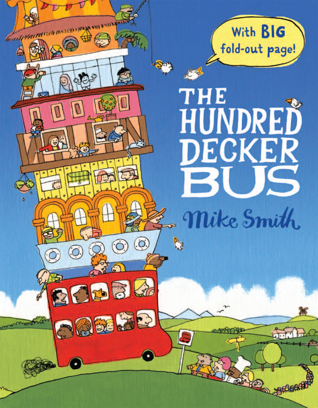 Hundred Decker Bus Cover